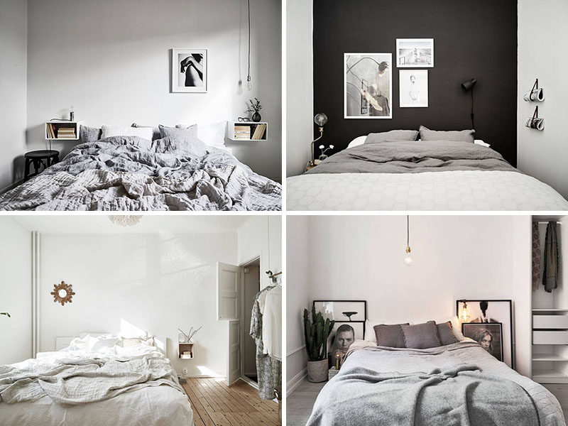 Bedroom Design Idea - 4 Essentials You Need To Create A Scandinavian Bedroom