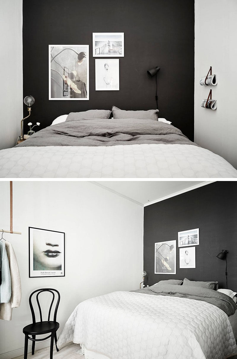 4 Essentials You Need To Create A Scandinavian Bedroom Art Black And