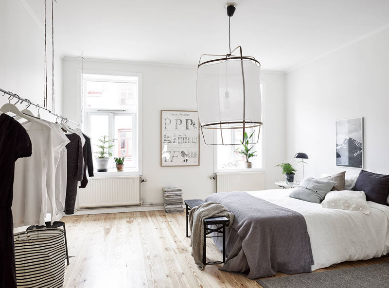 4 Essentials You Need To Create A Scandinavian Bedroom // Furniture     Furniture Is