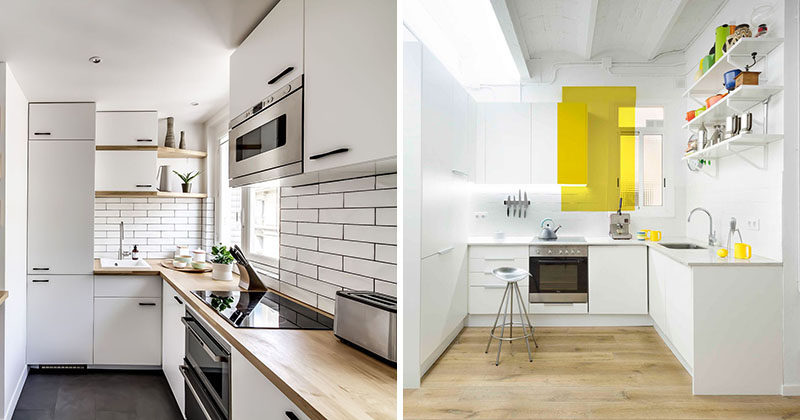 Awesome Kitchen Design Ideas   14 Kitchens That Make The Most Of A Small Space