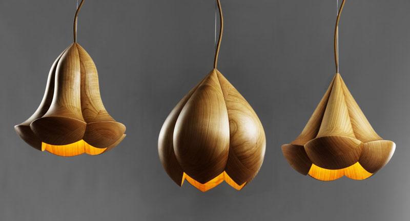 Подвесные светильники от дизайнера Laszlo Tompa