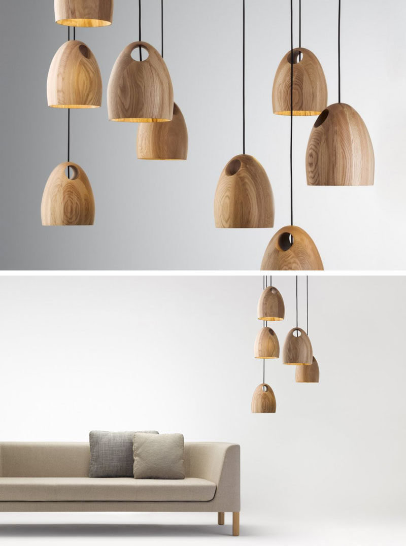 Design Multiple Pendant Lights 15 wood pendant lights that add a natural touch to your decor these oak