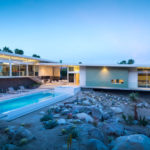 This New House Maintains The Mid-Century Modern Flair Of Palm Springs, California