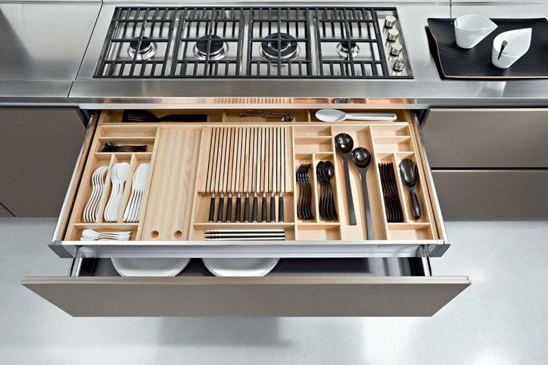 Kitchen Drawer Organization - Design Your Drawers So ...