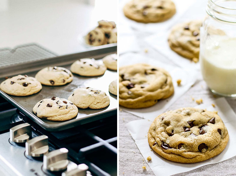 Aromatherapy Ideas - 9 Ways To Make Your Home Smell Amazing // Bake Cookies