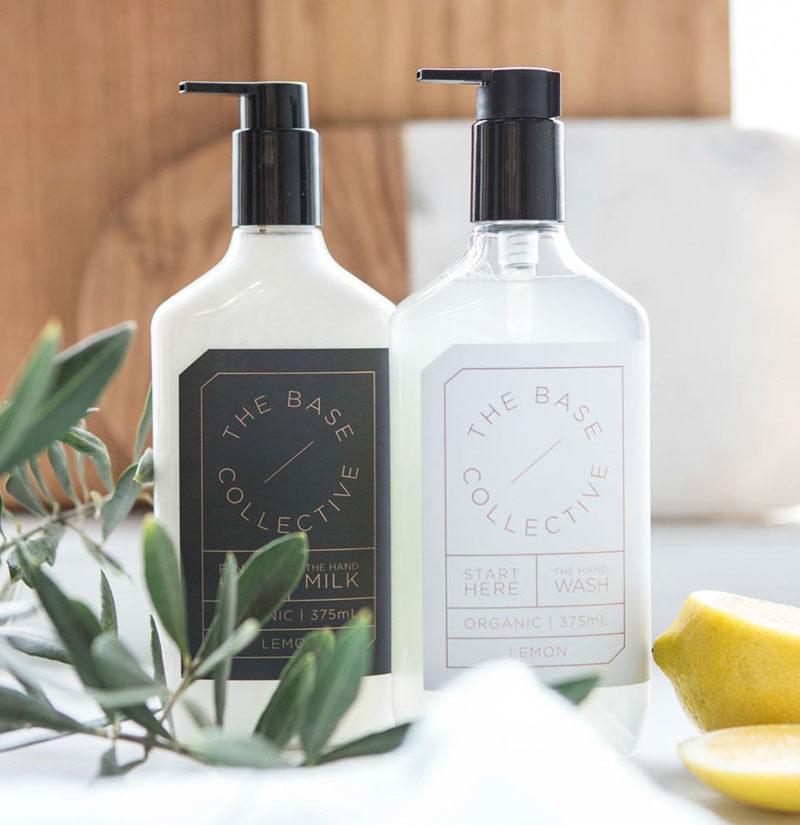 15 Host(ess) Gifts To Make You The Favorite Guest // A simple, high quality hand wash duo ensures that your host's hands stay clean and soft all throughout the year.