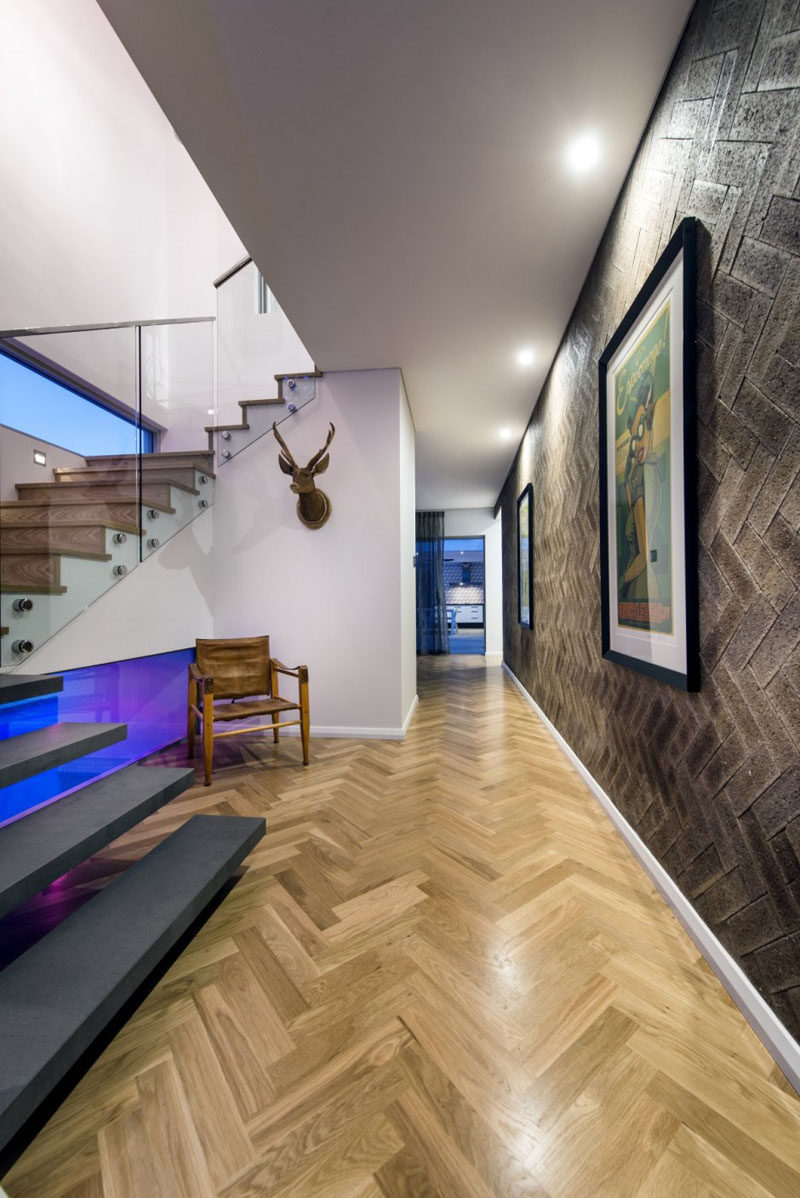 Inspirational Examples Herringbone Floors Contemporist