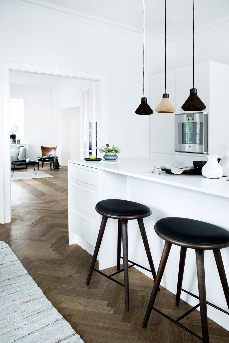 16 Inspirational Examples Of Herringbone Floors