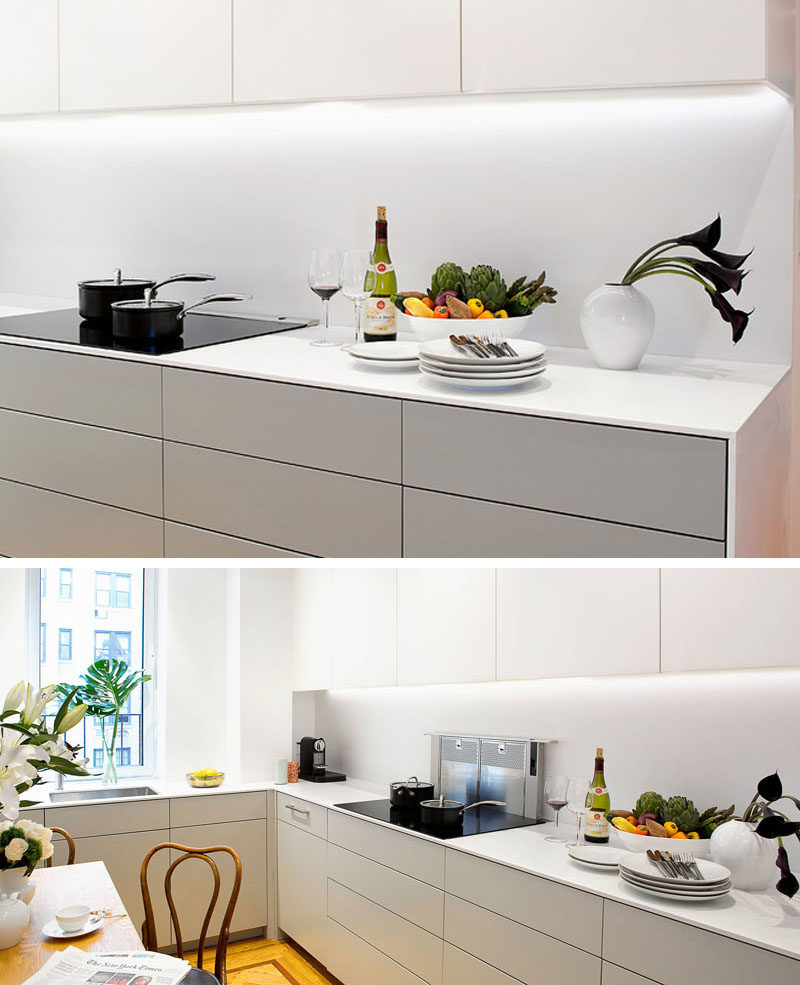 Kitchen Design Range Hood: Kitchen Design Idea - Hide The Range Hood