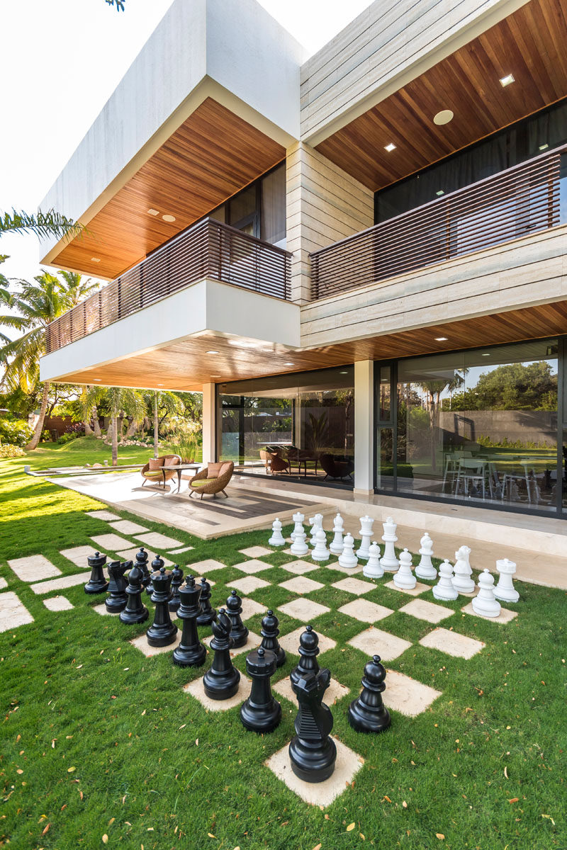 Landscaping Ideas   Liven Up Your Backyard With Some Games // The Backyard  Of This
