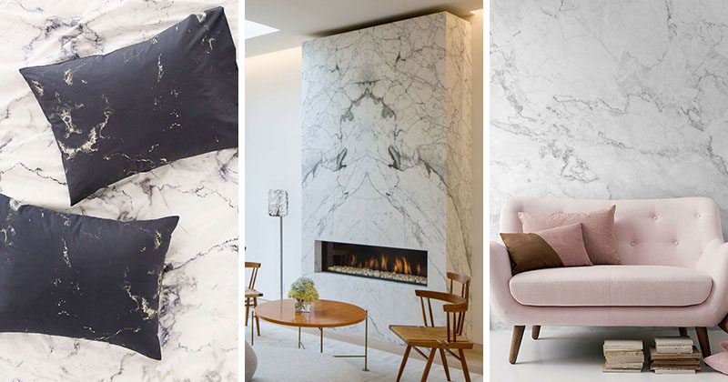 Marble Interior Interior Design Idea  7 Ways To Bring A Touch Of Marble To Your .