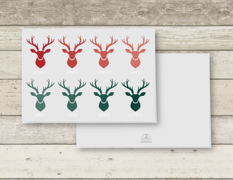 14 examples of modern christmas cards to keep your holidays 14 modern christmas cards to keep your holidays classy m4hsunfo