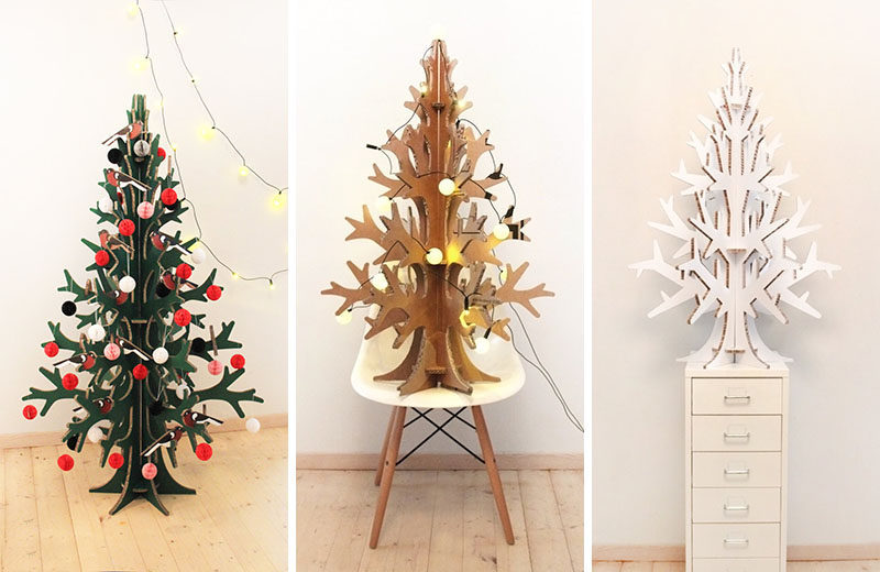 12 Christmas Tree.12 Modern Christmas Trees You Can Decorate With This Holiday