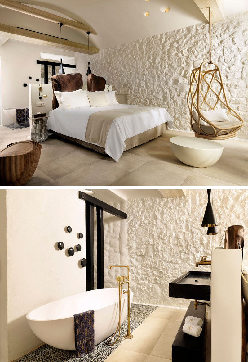Kensho a new boutique design hotel has opened its doors for Modern boutique hotel