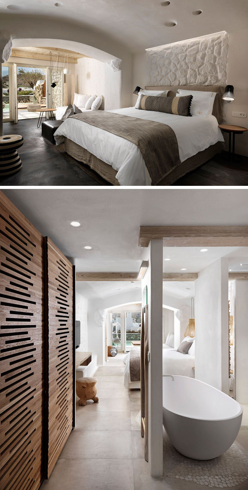 Hotel Bedroom: Kensho, A New Boutique Design Hotel Has Opened Its Doors