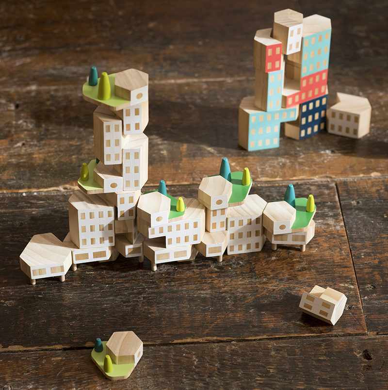 Gift Guide - 30+ Gift Ideas For The Modern Kid In Your Life // Modern Wooden Toys