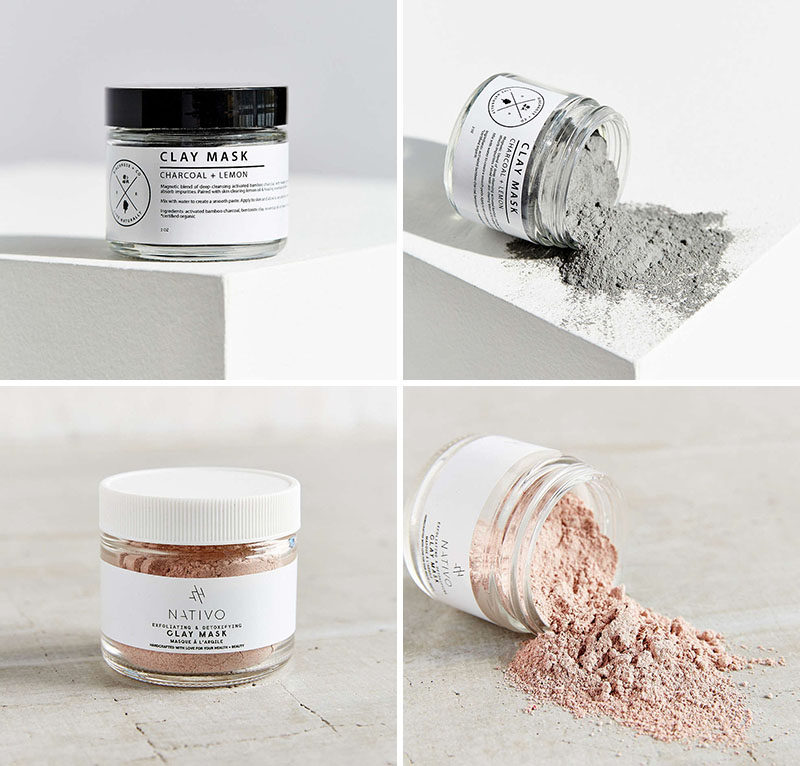 The Ultimate Gift Guide For The Modern Woman (40 Ideas!) // Clay masks are a great way to take care of your skin and are a great accompaniment to a relaxing bath or good book.