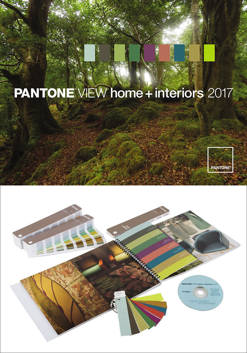 40 awesome gift ideas for architects and interior designers pantone color swatches