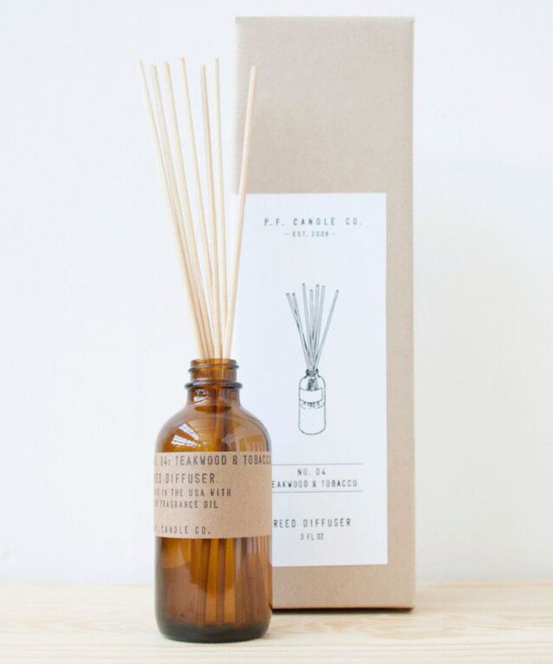 6 Ways To Introduce Modern Aromatherapy Into Your Home And Life // Reed Diffuser