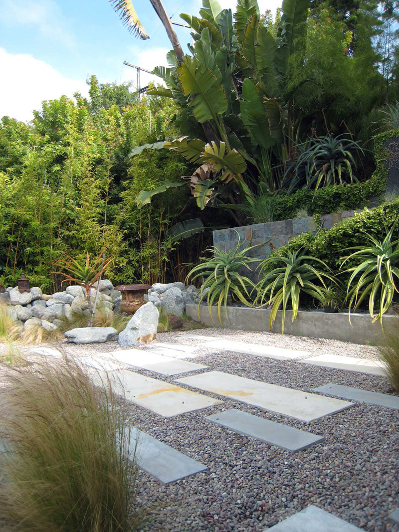 11 Inspirational Rock Gardens To Get You Planning Your ... on Backyard Rocks  id=71062