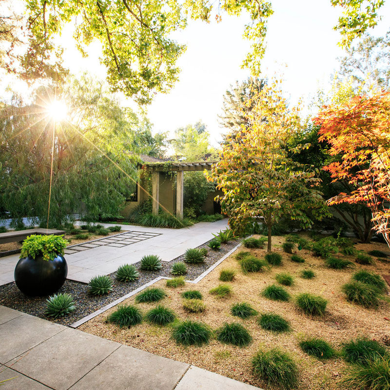 Drought Tolerant Front Yard: 11 Inspirational Rock Gardens To Get You Planning Your