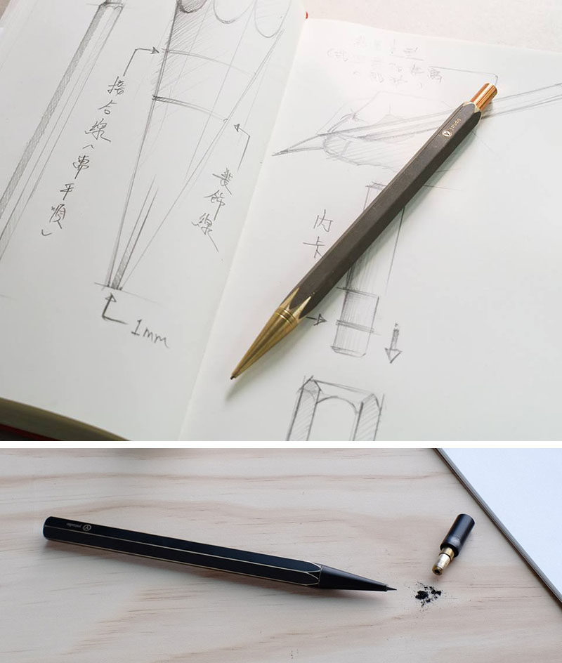 40 Awesome Gift Ideas For Architects And Interior Designers Sketching Pencils