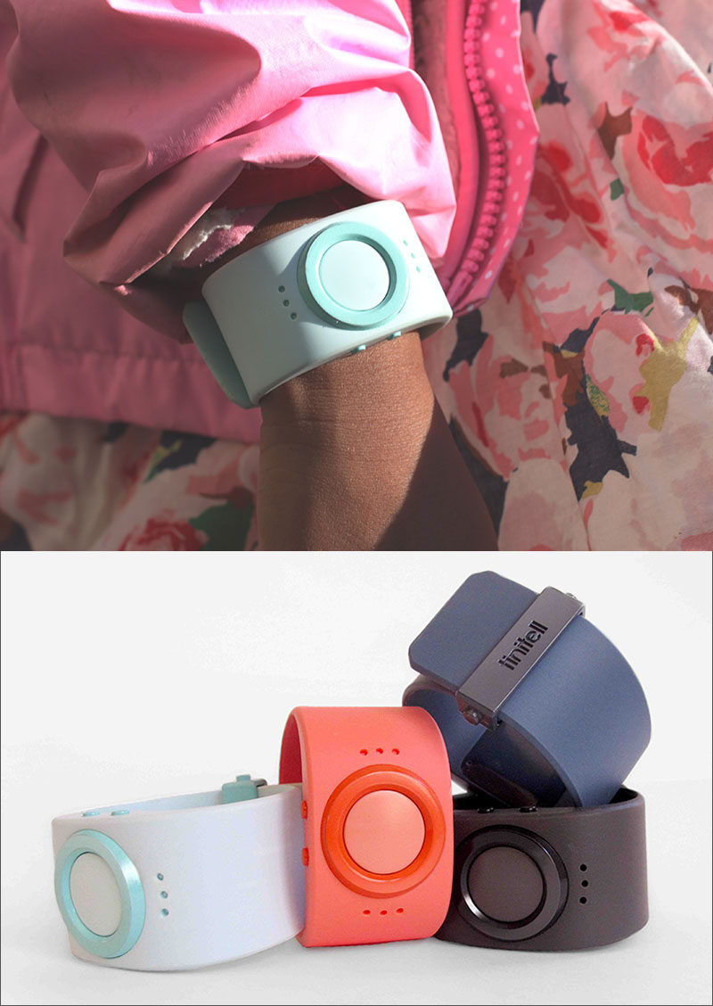 Gift Guide - 30+ Gift Ideas For The Modern Kid In Your Life // Tech Toys - This bracelet connects to an app on your phone which lets you pre-program numbers that your child can call and tracks the location of the bracelet so you always know where they are.