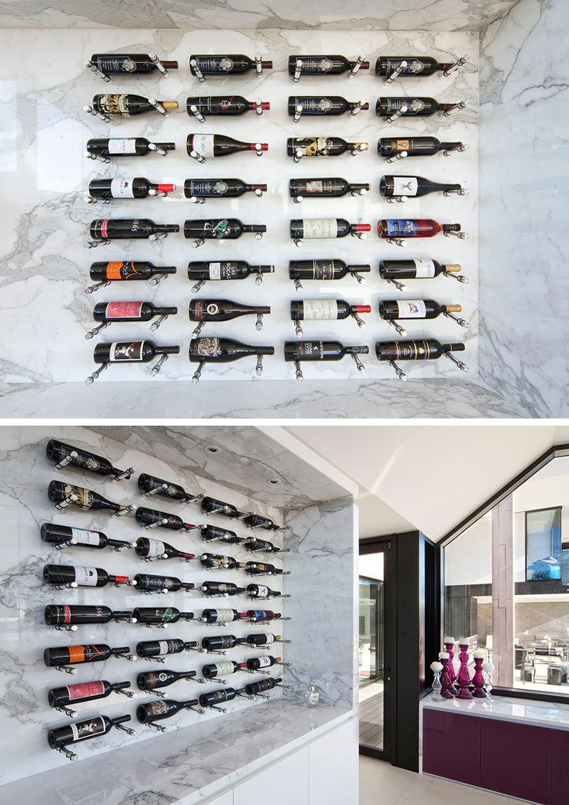 Wine Rack Ideas Show Off Your Bottles With A Wall Mounted Display The
