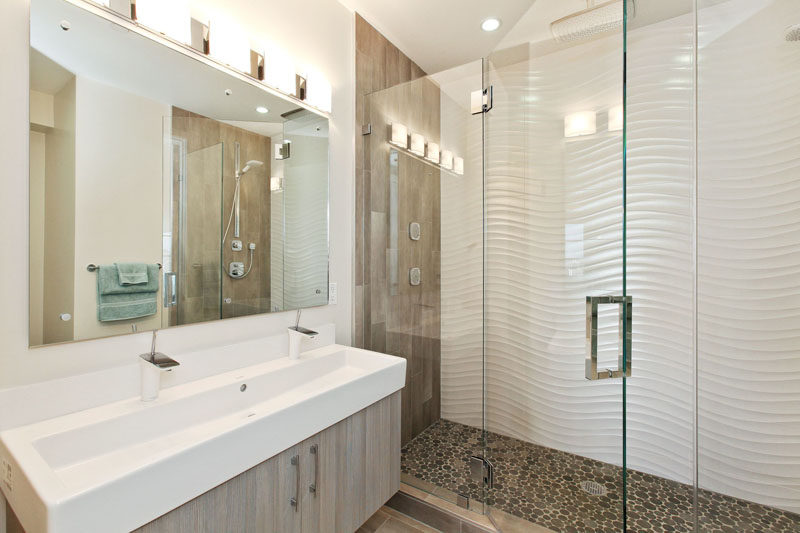 Bathroom Tile Ideas Install Tiles To Add Texture Your These