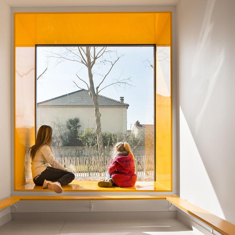 Terrific Interior Design Idea Surround Your Window Seat With Color Creativecarmelina Interior Chair Design Creativecarmelinacom