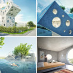 This Y-Shaped House Concept Is A Fun Futuristic Fantasy