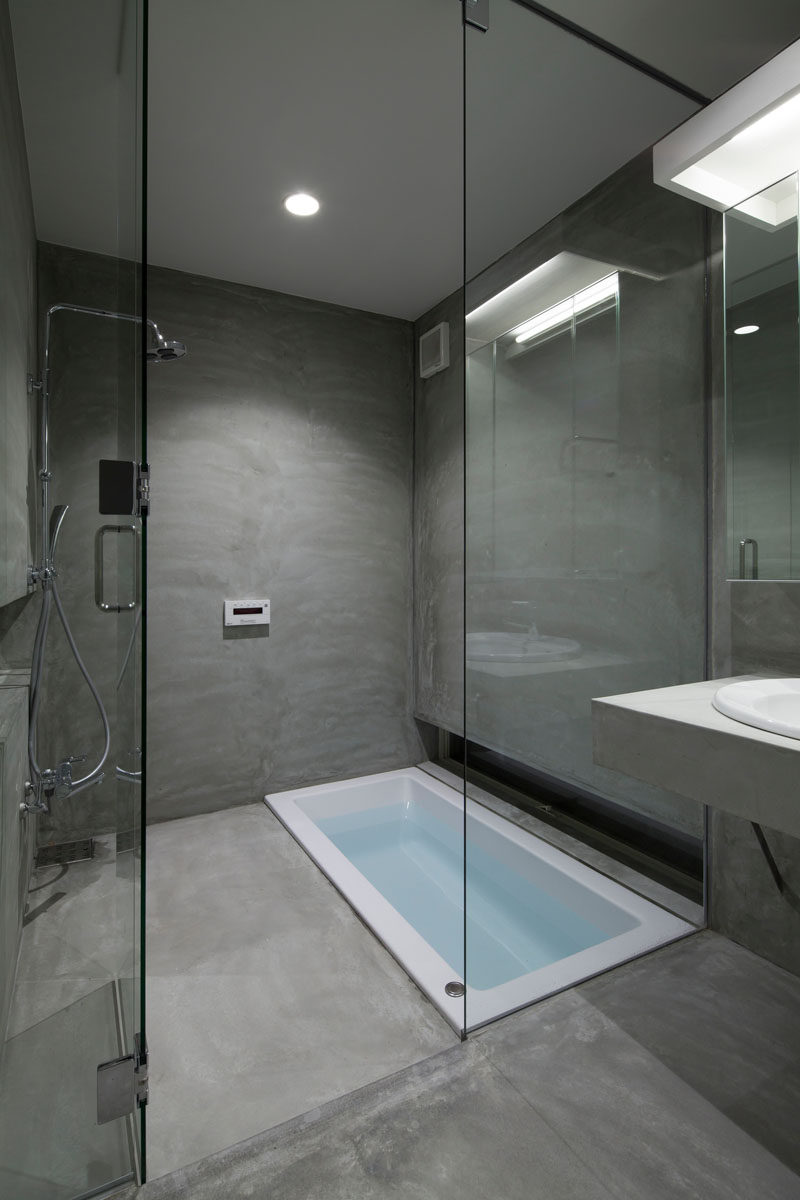 7 Things You Need To Create The Perfect Spa at Home // The bathtubs in spas range from sunken ones that you step gracefully into to free standing ones made from lavish stone that perfectly cradle your body as you sink down into them. Whichever one you prefer doesn't matter, as long as one of them is included.