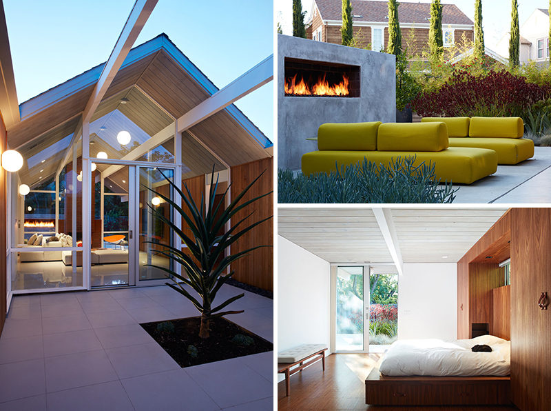 Superior This Mid Century Modern Eichler House In California Got A Contemporary  Remodel