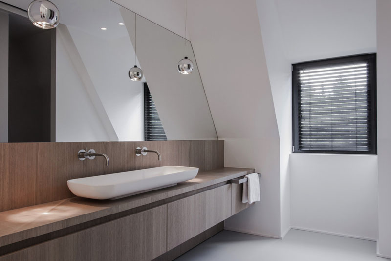 Bathroom Design Idea Extra Large Sinks Or Trough 20 Pictures