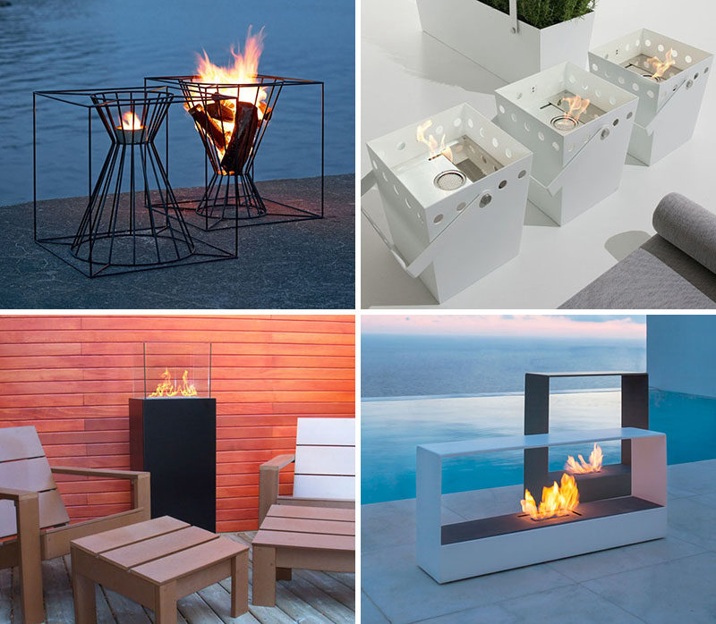 Amazing Warm Up Your Life With These 13 Freestanding Fireplace Designs