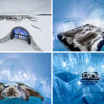 ICEHOTEL 365 is open. Have a look inside the magical ice world!