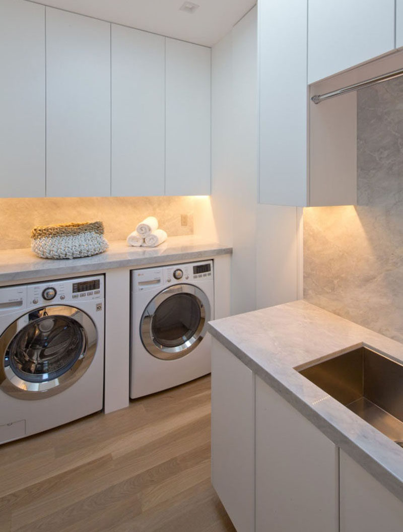 7 laundry room design ideas to incorporate into your own laundry custom designed unit - Laundry Design Ideas