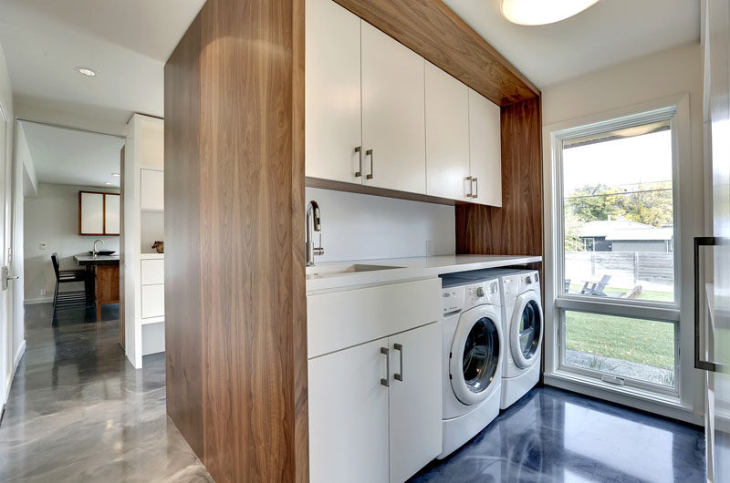 7 Laundry Room Design Ideas To Incorporate Into Your Own Laundry Counter Space For