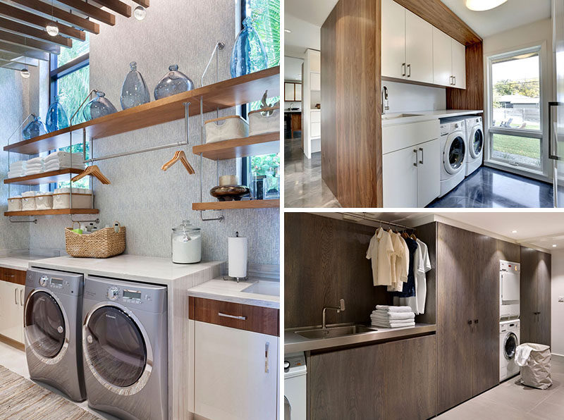 7 laundry room design ideas to incorporate into your own laundry - Laundry Design Ideas