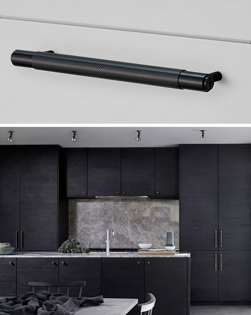 8 Kitchen Cabinet Hardware Ideas // Bar Pulls