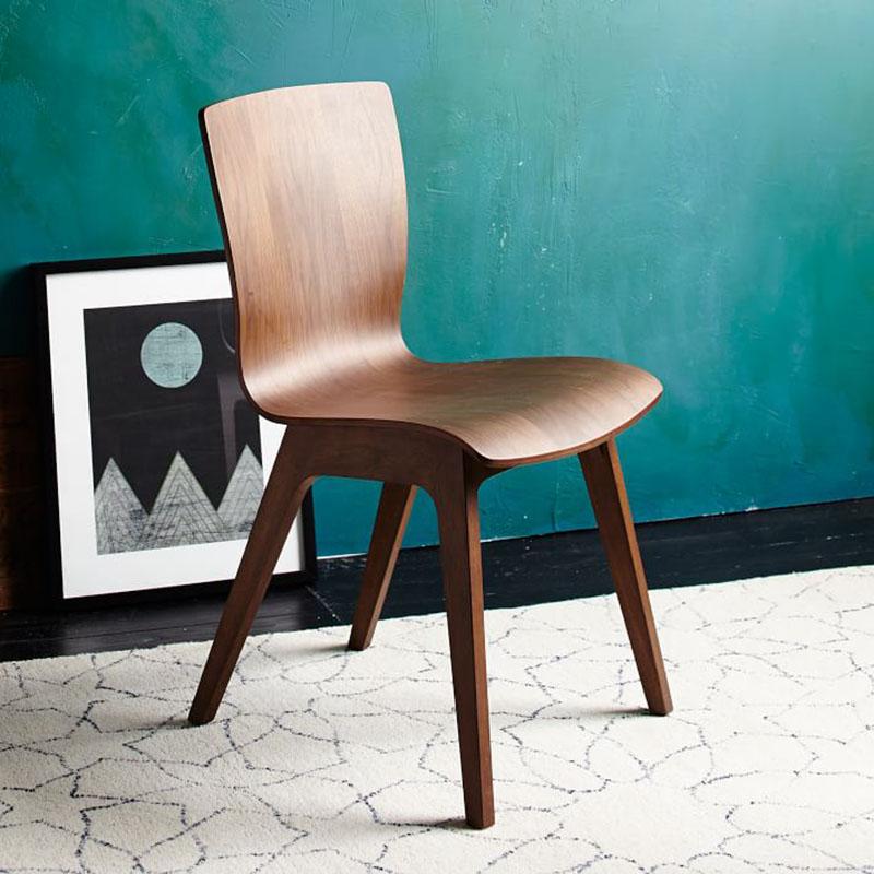 West elm armchair