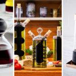 Essential Kitchen Tools – 11 Beautiful Oil & Vinegar Dispensers