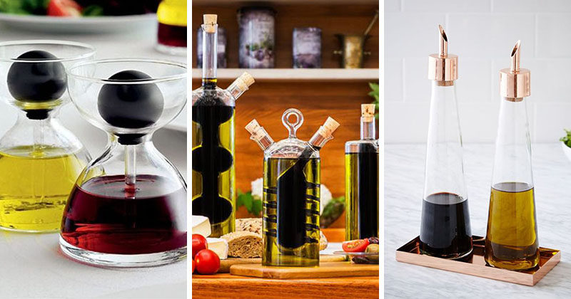 Essential Kitchen Tools 11 Creative Oil Vinegar Dispensers