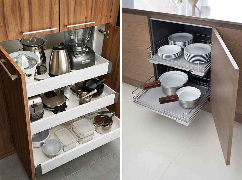 Kitchen Design Ideas Pull Out Drawers In Cabinets