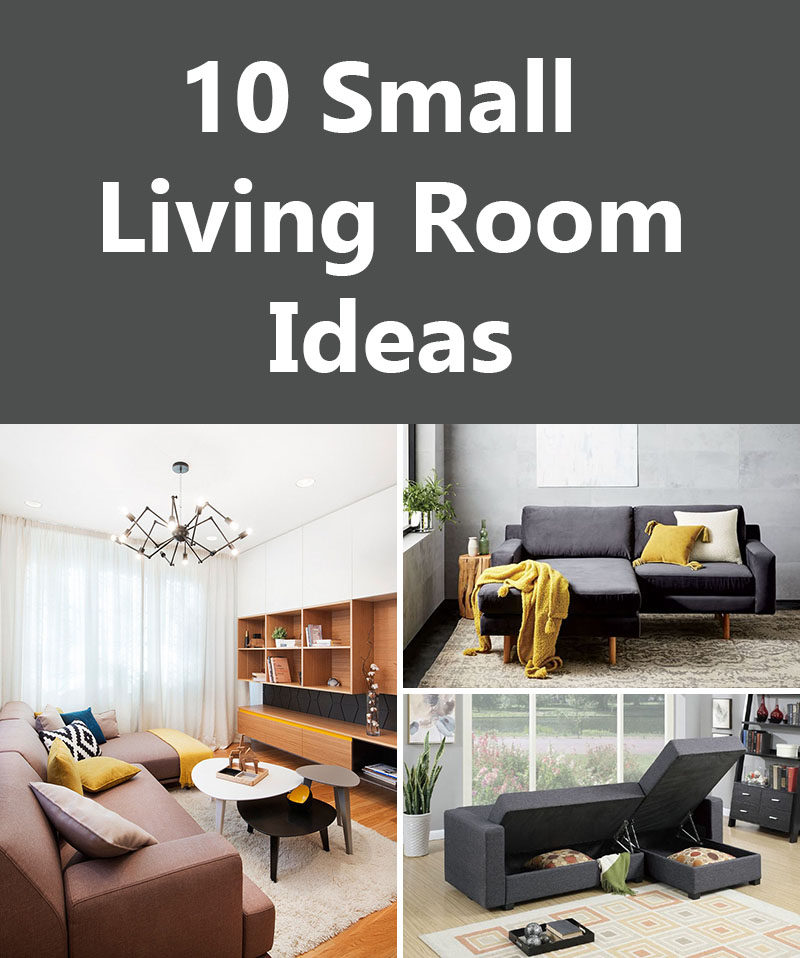 Home Design Ideas For Small Living Room: 10 Small Living Decor Room Ideas To Use In Your Home