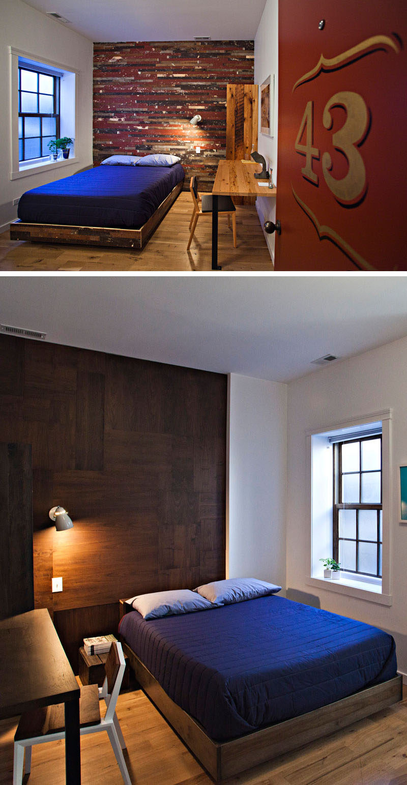 8 small hotel rooms that maximize their tiny space Make a room layout