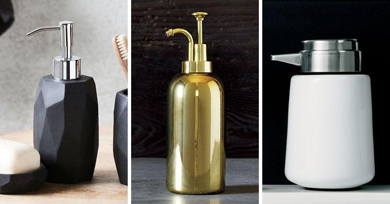 Bed Bath And Beyond Soap Dispenser Pump