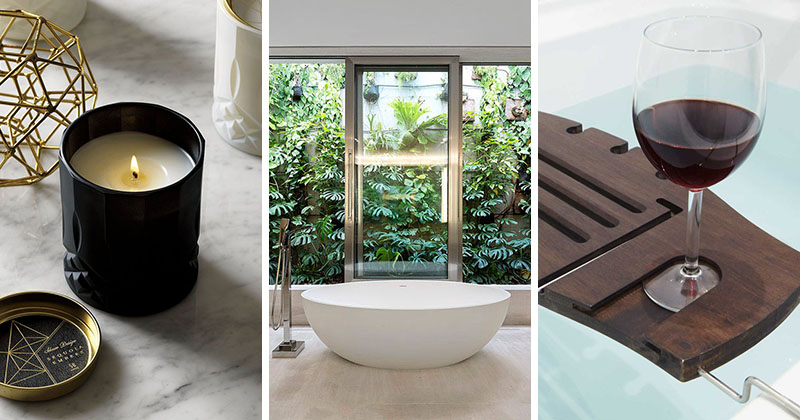 7 things you need to create the perfect spa at home for How to make a spa at home