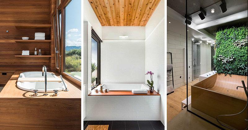 Bathroom Design Idea - Create a Luxurious Spa-Like Bathroom At Home