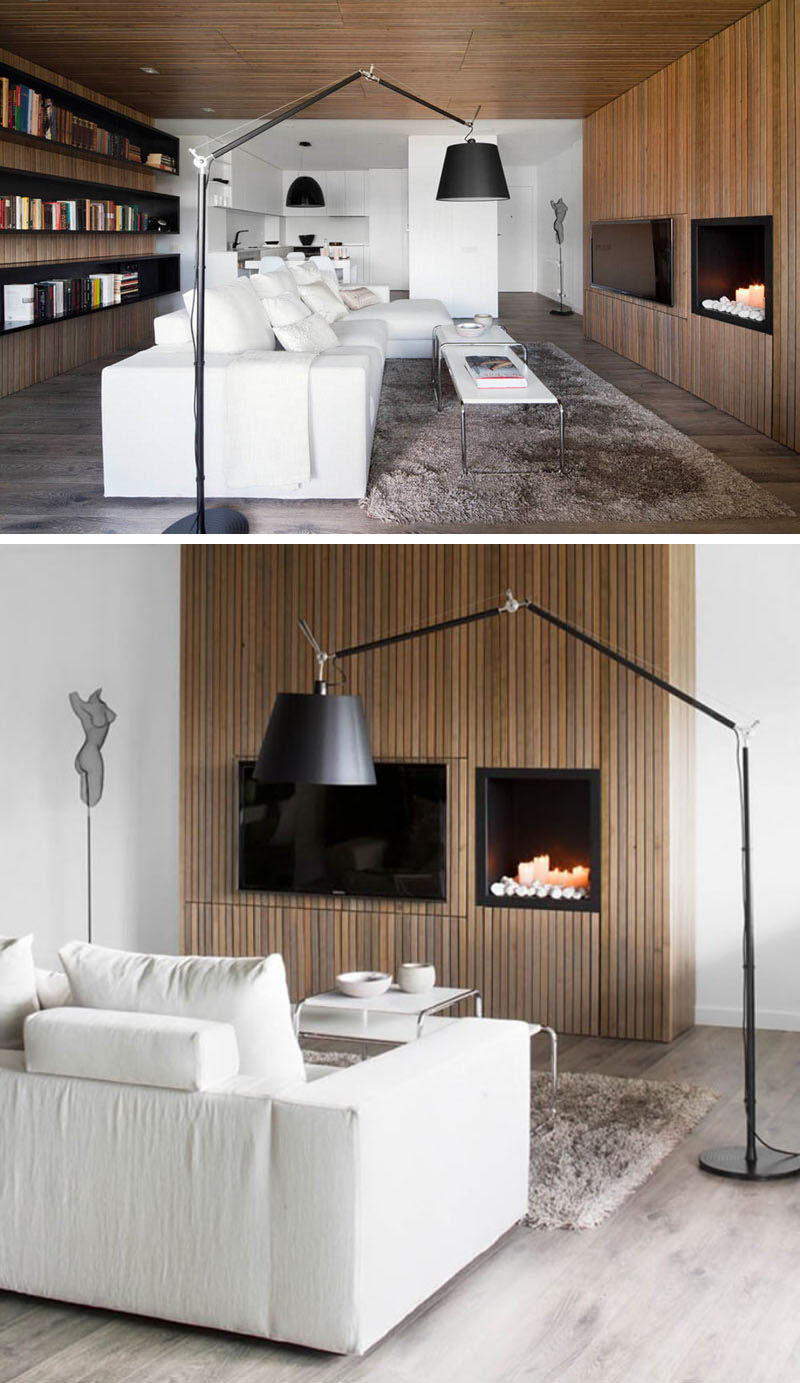 8 TV Wall Design Ideas For Your Living Room // Having Your TV Next To